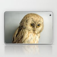 Wise Owl Laptop & iPad Skin