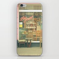 Market iPhone & iPod Skin