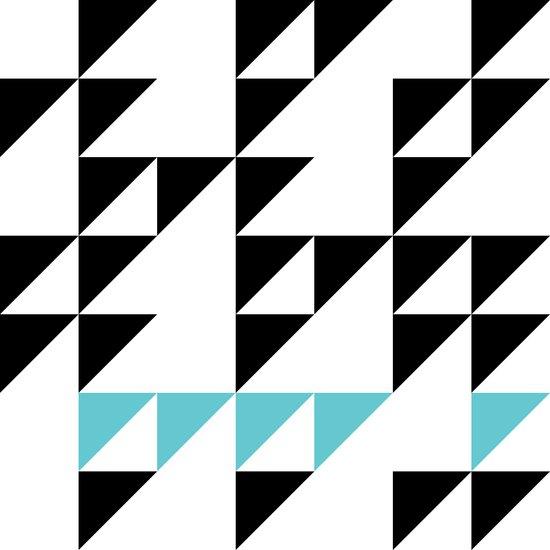 Tri Pixel Art Print