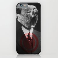 Koala Yawn iPhone 6 Slim Case