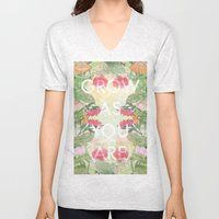 Grow As You Are Unisex V-Neck
