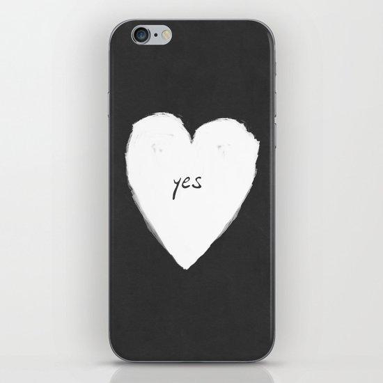 yes! iPhone & iPod Skin