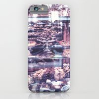 iPhone & iPod Case featuring I Love Candy by ISIK MATER