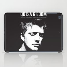 One Man Show iPad Case