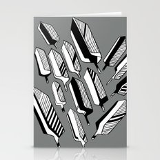 InSearch Feather Stationery Cards