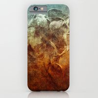iPhone Cases featuring Rapture by GLR67