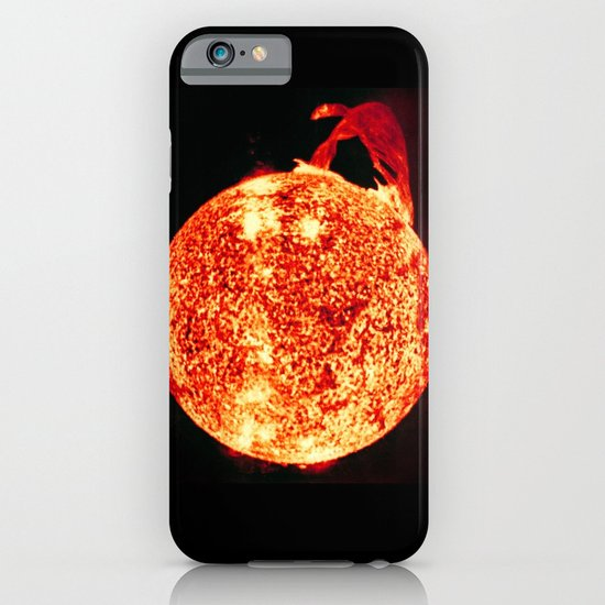 Solar Flare iPhone & iPod Case