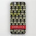 Sherlock Poster 1 iPhone & iPod Skin