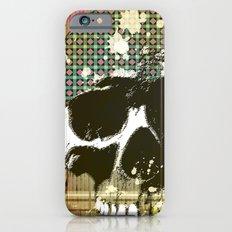 tartan skull Slim Case iPhone 6s