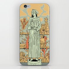 Saint Francis iPhone & iPod Skin