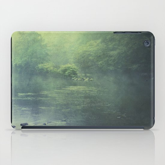 mystic haze iPad Case