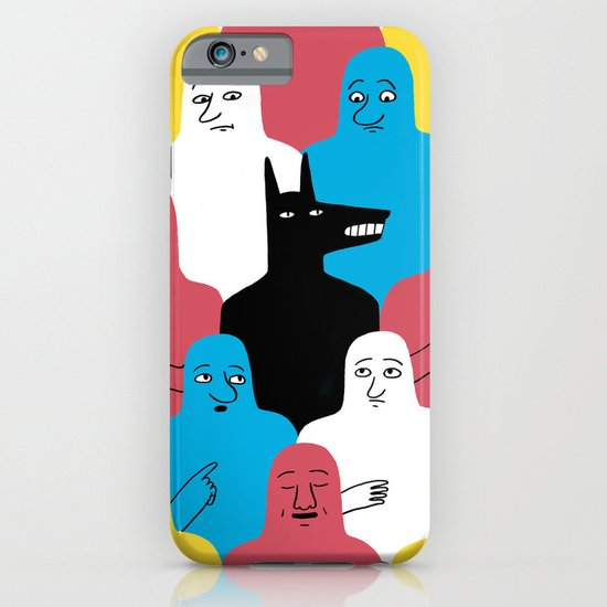 A Wolf iPhone & iPod Case