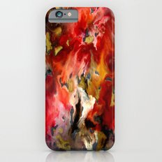 Abstract flower Slim Case iPhone 6s
