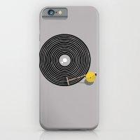 iPhone & iPod Case featuring Zen vinyl by SpazioC