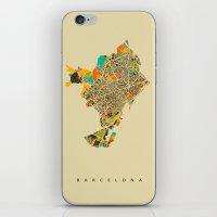 Barcelona iPhone & iPod Skin