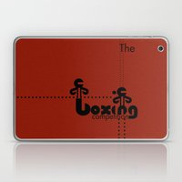 The boxing competition Laptop & iPad Skin