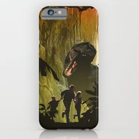 Dinosaur Poster iPhone 6 Slim Case