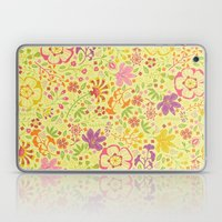 Oriental Blooms Laptop & iPad Skin