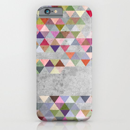 Colorful 1 iPhone & iPod Case
