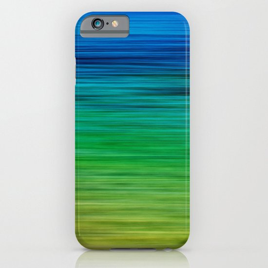 SEA BLUES iPhone & iPod Case