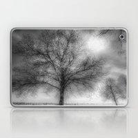 The Ghostly Farm Laptop & iPad Skin