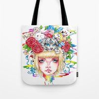 You're All Mad Tote Bag