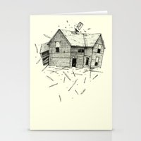 home blown Stationery Cards