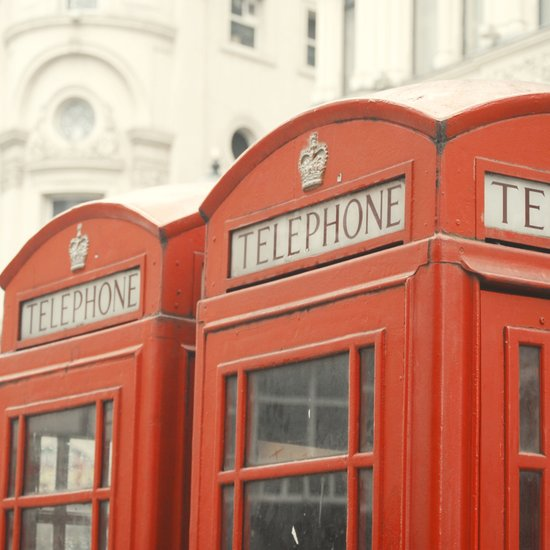 Telephone - London Photography Art Print
