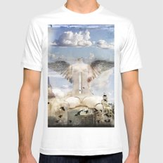 City of Hope Mens Fitted Tee White SMALL