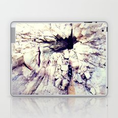 Bleak world of absent law Laptop & iPad Skin