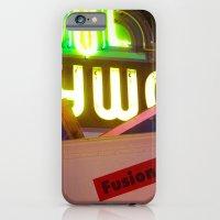 Hollywood Neon iPhone 6 Slim Case