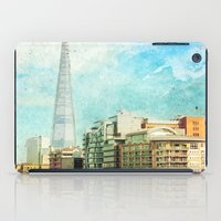The Shard And The Thames… iPad Case