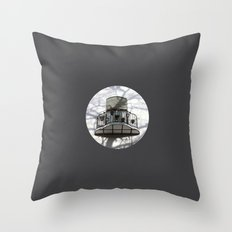 aires Throw Pillow