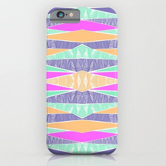 Pastel Tribal iPhone & iPod Case