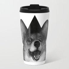 Sausage Fox Travel Mug