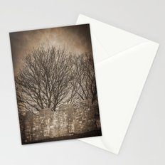 Behind the City Wall Stationery Cards