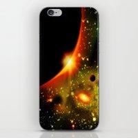 2012 SPACE 023 iPhone & iPod Skin