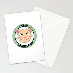 World Domination III Stationery Cards