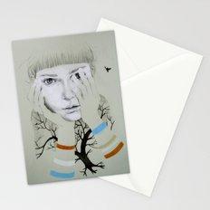 She, Tree Stationery Cards