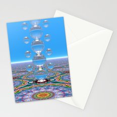 Crystal Totem Stationery Cards