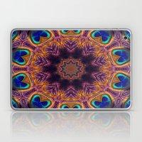 Peacock Fan Star Abstrac… Laptop & iPad Skin