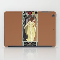 Lili Nouveau - Legend iPad Case