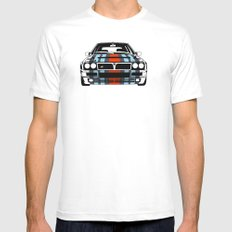 Delta Integrale Mens Fitted Tee White SMALL