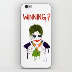 The new joker? iPhone & iPod Skin