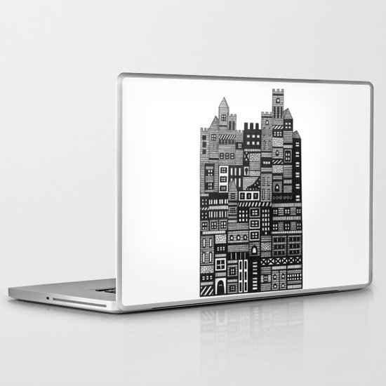 Castle Infinitus Laptop & iPad Skin