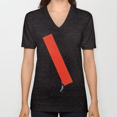 Heavy Construction Unisex V-Neck
