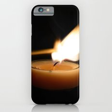 A candlelight dinner iPhone 6s Slim Case