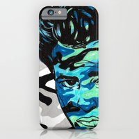 iPhone & iPod Case featuring Marlon Brando: Double Vision by Paul Trujillo