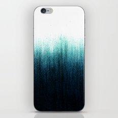 Teal Ombré iPhone & iPod Skin