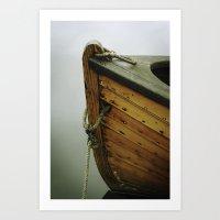 waterline Art Print